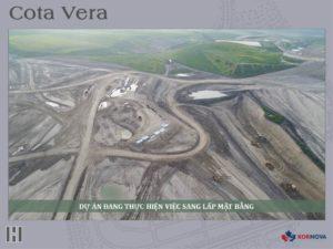 Dự Án Cota Vera: Cập Nhật Tiến Trình Xây Dựng Tháng 03/2019