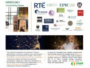 Chương Trình Góp Quỹ Từ Thiện Nhận PR Định Cư Ireland ( Ai-len)