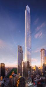 Cập Nhật Xây Dựng Dự Án Central Park Tower Tháng 05/2019
