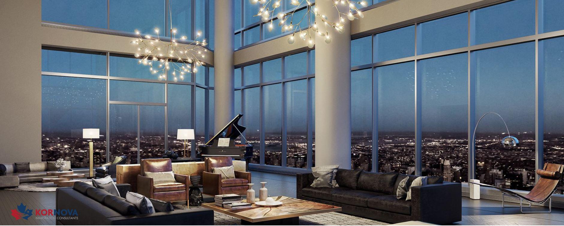 Cập Nhật Xây Dựng Dự Án EB5 Central Park Tower Tháng 07/2020