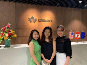 Xin Chúc Mừng Khách Hàng Kornova Chuẩn Bị An Cư Tại Canada Với Chương Trình Đầu Tư Doanh Nhân Manitoba