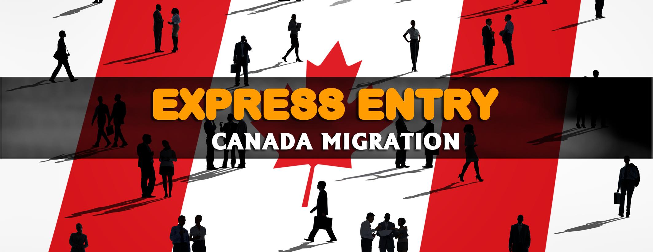 Đợt Rút Thăm Mới Của Chương Trình Express Entry Có Điểm Số Giảm So Với Kỳ Trước