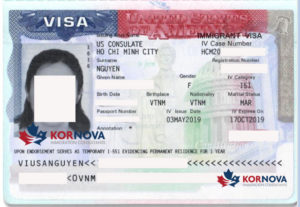 Xin Chúc Mừng Khách Hàng Kornova Đầu Tư Dự Án Toà Tháp Căn Hộ Columbus Đã Nhận Được Visa Định Cư EB-5