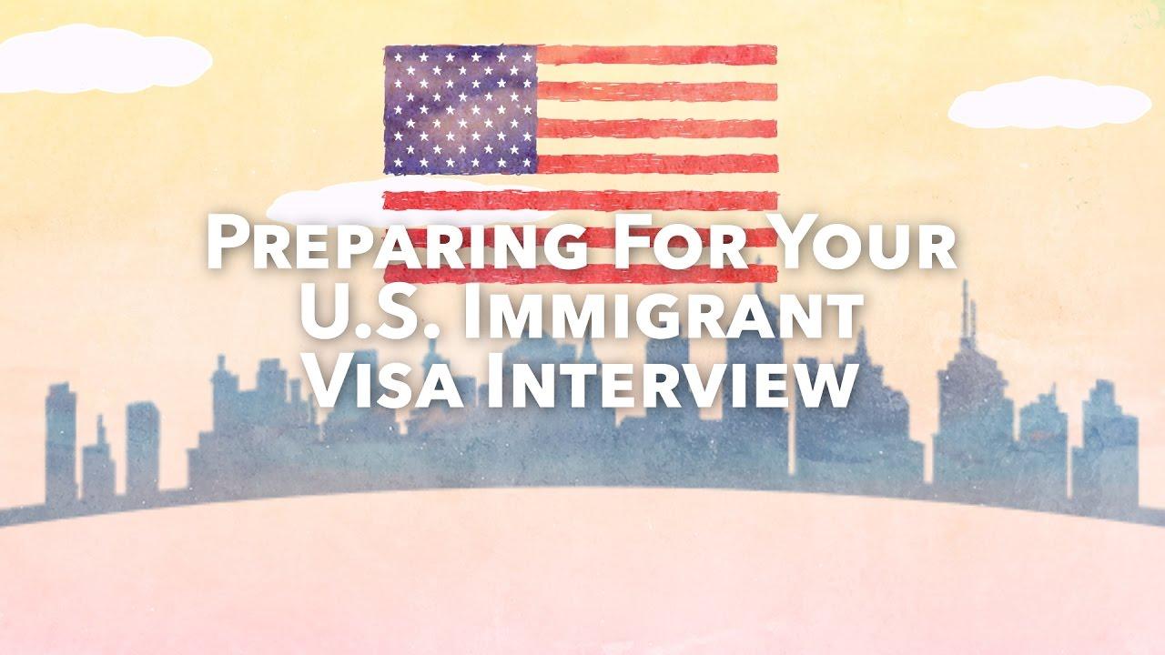 Kinh Nghiệm Phỏng Vấn Visa Định Cư Mỹ – Gợi Ý Trả Lời Thuyết Phục