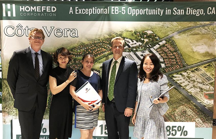 Dự Án Cota Vera Khẳng Định Vị Thế An Toàn Nhất Thị Trường EB-5 Trước Thay Đổi Của Cục Di Trú Mỹ