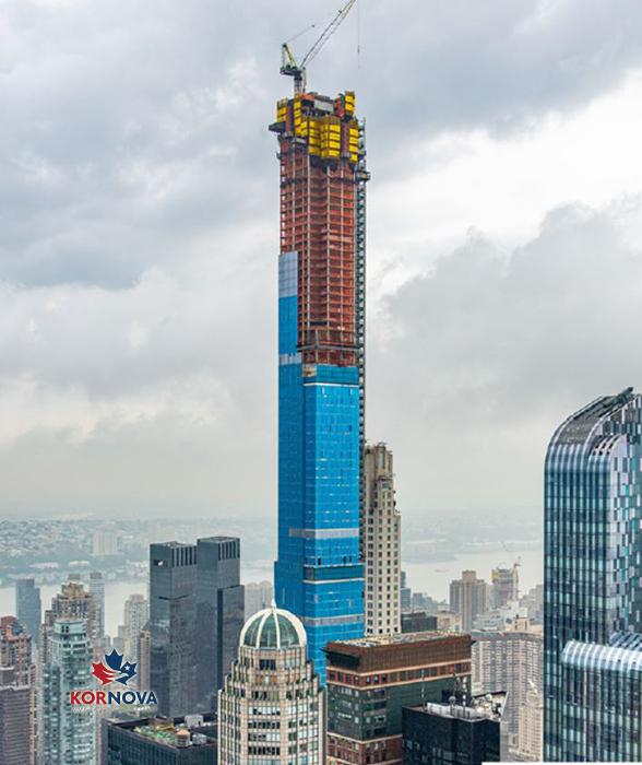 Cập Nhật Xây Dựng Dự Án Central Park Tower Tháng 07/ 2019