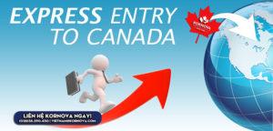 Chương Trình Express Entry Canada Phát Hành Thư Mời Nộp Thường Trú Lớn Nhất Từ Đầu Năm Đến Nay