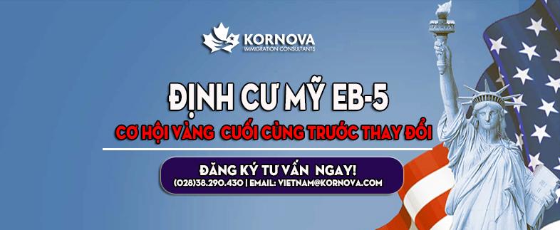 Chỉ Còn 10 Ngày Cho Nhà Đầu Tư Việt Nam Nộp Đơn Định Cư Mỹ EB-5 Với Mức Đầu Tư Thấp