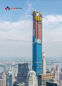 Cập Nhật Xây Dựng Dự Án Central Park Tower Tháng 08/ 2019