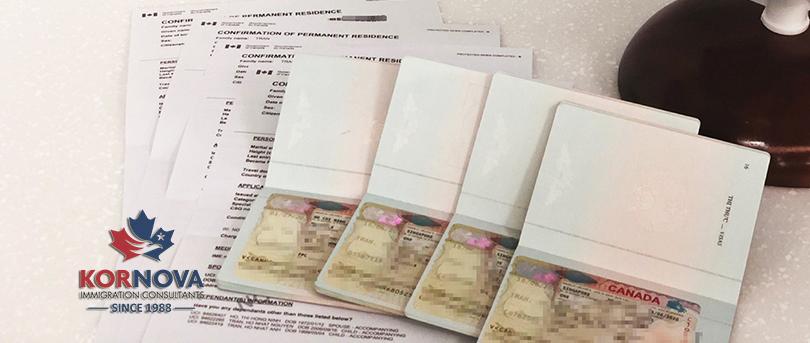 Chúc Mừng Khách Hàng Kornova Nhận Visa Định Cư Canada Với Chương Trình Manitoba