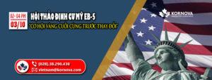 Hạ Viện Mỹ Thông Qua Gói Ngân Sách Ngắn Hạn (CR) Để Gia Hạn Tiếp Tục Chương Trình EB-5