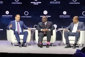 Thủ Tướng St.Kitts & Nevis Chia Sẻ Về Lợi Ích Của Hộ Chiếu Quốc Gia Tại Hội Nghị Thượng Đỉnh Liên Hiệp Quốc 2019