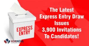 Số Lượng Thư Mời Chương Trình Express Entry Canada Phát Hành Đã Vượt Qua 70.000 Thư Mời Trong Năm 2019