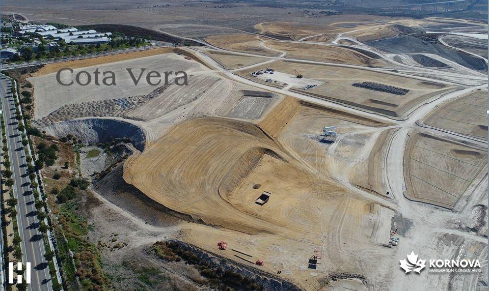 Dự Án Cota Vera – Cập Nhật Tiến Trình Xây Dựng Tháng 01/2020