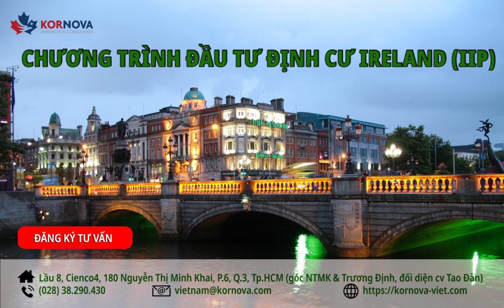 Chương Trình Đầu Tư Định Cư Ireland Ngày Càng Thu Hút Các Nhà Đầu Tư Tham Gia