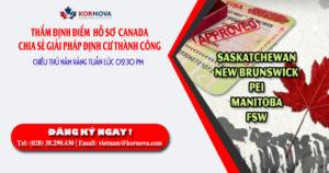 Cơ Hội Định Cư Canada Diện Trình Độ Cao Với Yếu Tố Người Thân Đang Định Cư Tại Canada