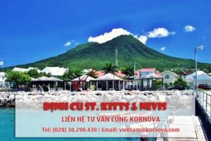 Chương Trình Định CưSt Kitts & Nevis Thuộc Khối Thịnh Vượng Anh Hạ Mức Yêu Cầu Đóng Góp Đầu Tư Cho Đến Cuối Năm 2020