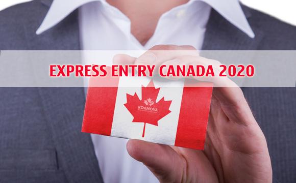 Canada Mời 3400 Ứng Viên Express Entry Trong Lần Rút Thăm Đầu Tiên Năm 2020
