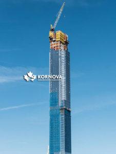 Cập Nhật Xây Dựng Dự Án Central Park Tower Tháng 12/ 2019