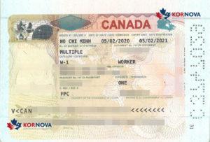 Chúc Mừng Khách Hàng Kornova Nhận Visa Định Cư Canada Trong Tháng 2/2020