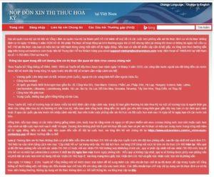 Tạm Huỷ Lịch Phỏng Vấn Visa Mỹ Từ Ngày 19/03/2020