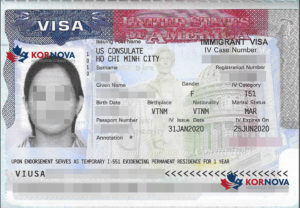 Khách Hàng Kornova Nhận Được Visa Định Cư Mỹ & Phê Duyệt Đơn I- 526 Chương Trình EB-5