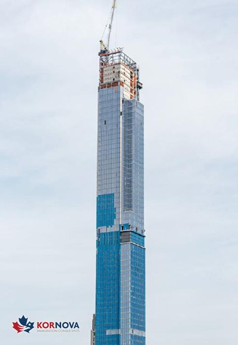 Cập Nhật Xây Dựng Dự Án Central Park Tower Tháng 03/2020