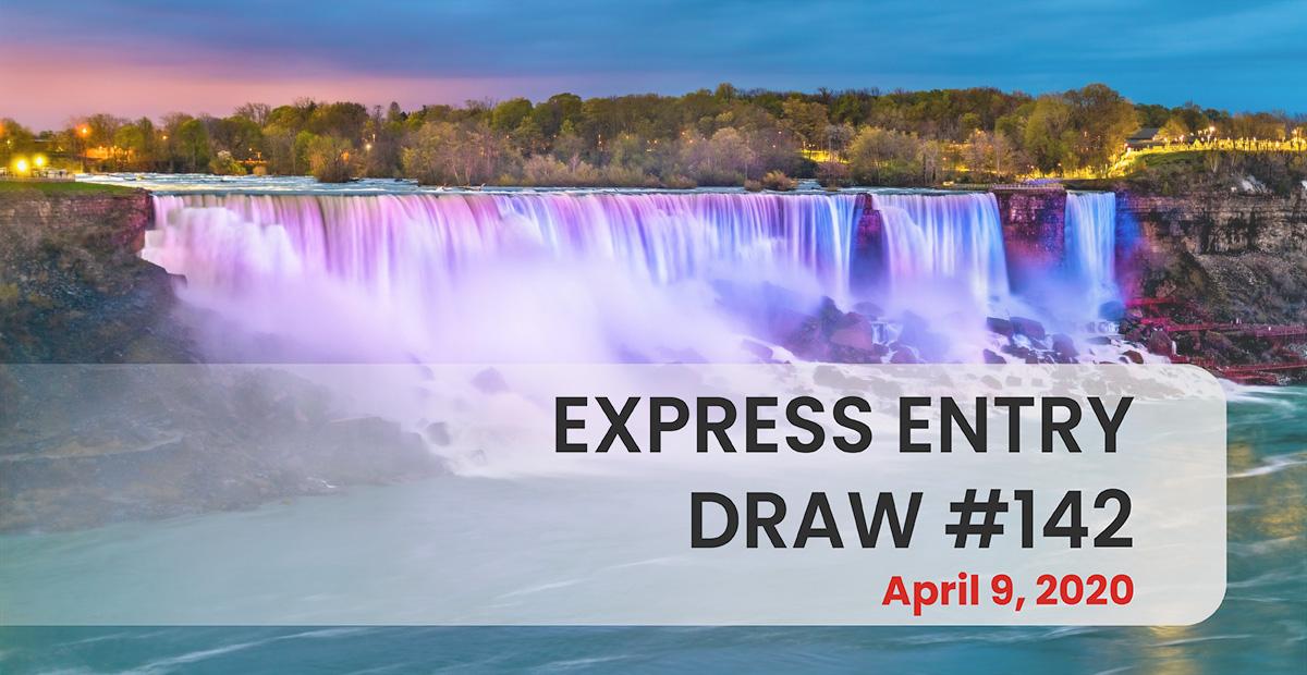 Hai Đợt Rút Thăm Express Entry Canada Liên Tiếp Trong Ngày 9 Tháng 04 Năm 2020