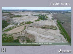 Dự Án Cota Vera - Cập Nhật Tiến Trình Xây Dựng Tháng 04/2020