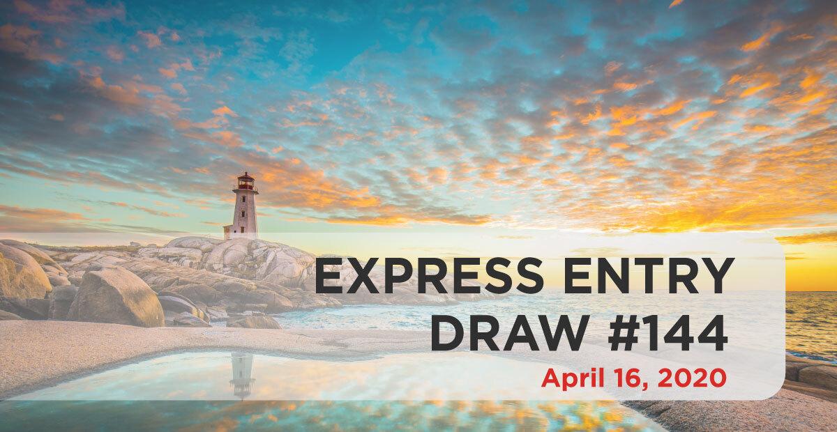 Lần Rút Thăm Express Entry Vào Ngày 15 & 16 Tháng 04 Nâng Tổng Số Thư Mời Của Năm 2020 Lên Trên 30.000