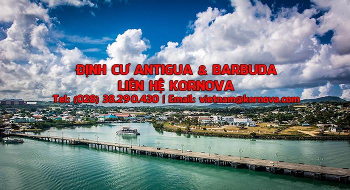 Danh Sách Những Quốc Gia Mà Chính Phủ Antigua & Barbuda Không Nhận Hồ Sơ Đầu Tư Định Cư