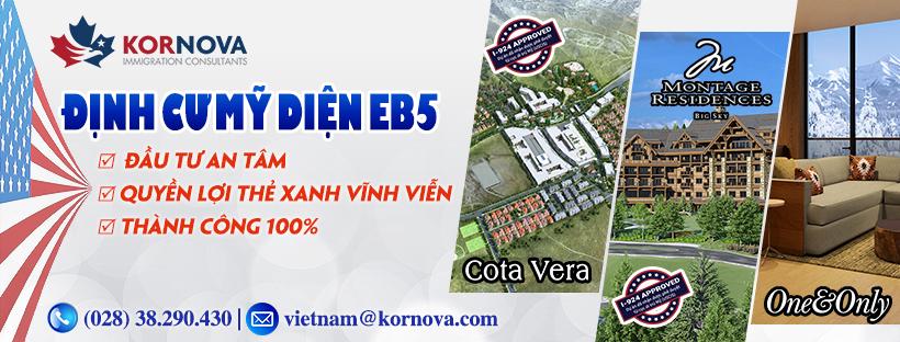 Chương Trình EB5 Trung Tâm Khu Vực Dự Kiến Gia Hạn Vào Đầu Tháng 10/ 2020