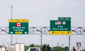 Tiếp Tục Gia Hạn Đóng Cửa Biên Giới Canada và Mỹ Cho Đến Tháng 10/2020