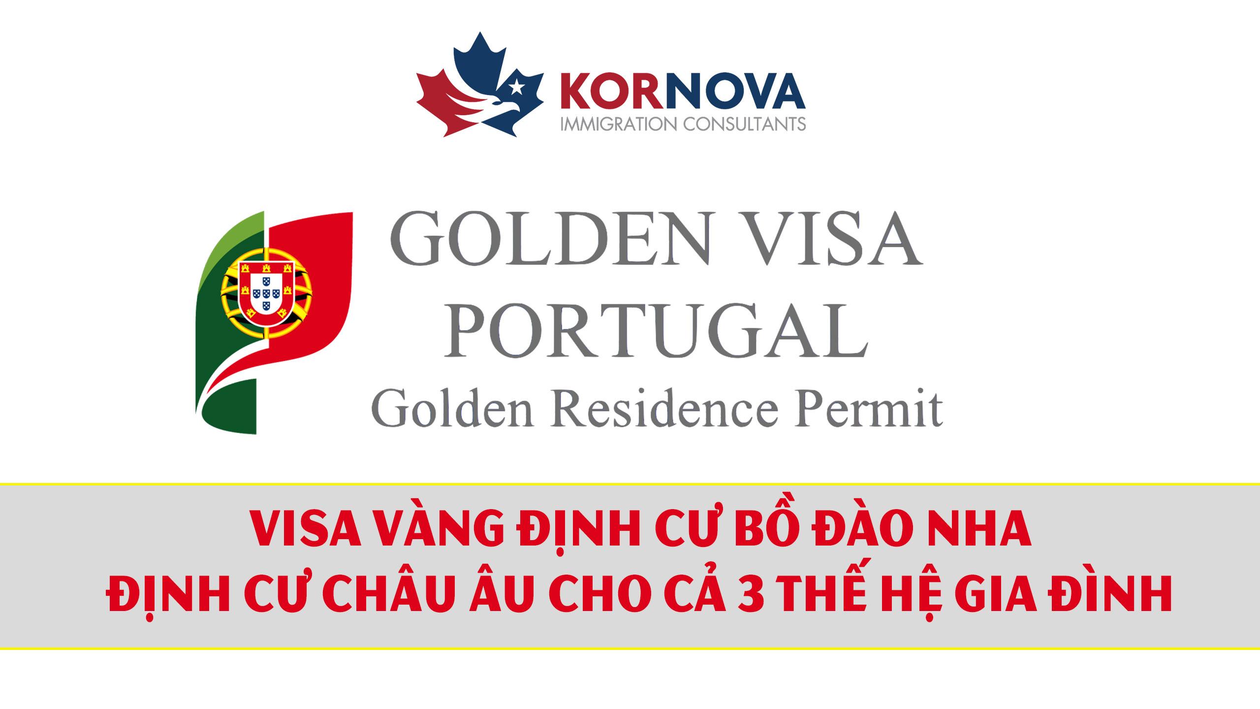 Chương Trình Định Cư Visa Vàng Bồ Đào Nha Sẽ Thay Đổi Từ Tháng 01/2021