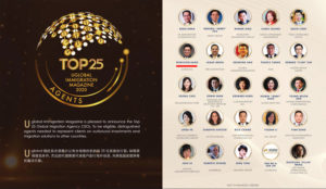 Kornova Tiếp Tục Vinh Dự Nhận Giải Thưởng TOP 25 Đơn Vị Tư Vấn Di Trú Hàng Đầu Thế Giới Năm 2020