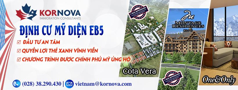 Chúc Mừng Khách Hàng EB-5 Kornova Nhận Phê Duyệt I-526 Tháng 03/2021