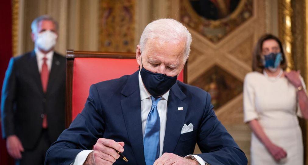 Những Hành Động Hành Pháp Mới Của Tổng Thống Mỹ