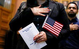 Điều Kiện Nhập Tịch Trở Thành Công Dân Mỹ