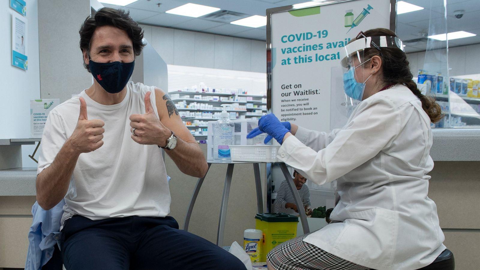 Chiến Dịch Tiêm Chủng Vaccine Covid-19 Của Canada Đang Có Hiệu Quả