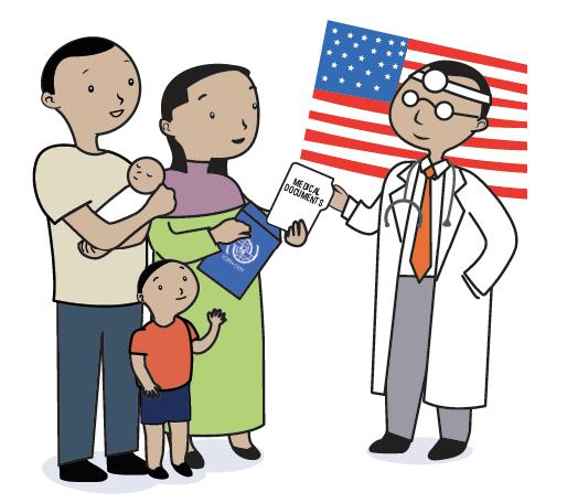 Quy Định Mới Về Hộ Chiếu Vaccine Đối Với Người Nhập Cư Mỹ Từ Ngày 01/10/2021
